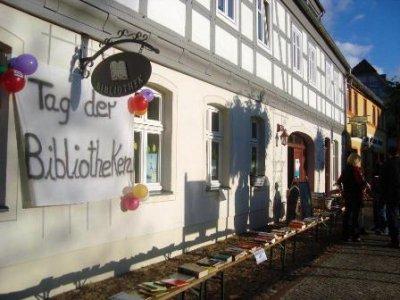 """Foto zu Meldung: Erfolgreicher """"Tag der Bibliotheken"""" 2012"""