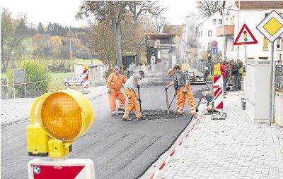 Foto zur Meldung: Ortsgemeinde: Kreisstraße bald wieder offen
