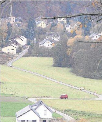 Foto zur Meldung: Ortsgemeinde: Weg über die Au bleibt asphaltiert