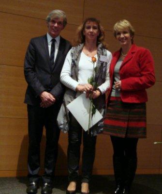 Foto zur Meldung: Auszeichnung im Ehrenamt