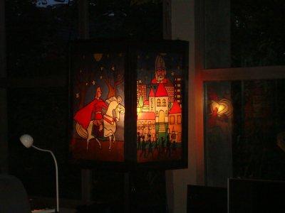 Foto zur Meldung: Laternenfest 2012