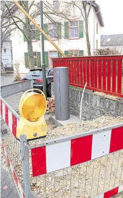 Foto zur Meldung: Ortsgemeinde: Neue Stromverteiler für Dorfplatz