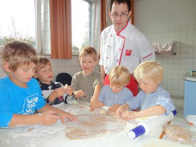 Foto zur Meldung: Kinderkochbuch 2012