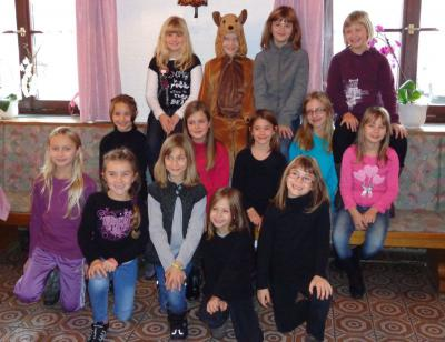 """Foto zu Meldung: Kinder der Gemeinde suchen den """"Stern von Bethlehem"""" - verfasst von Kerstin Detto"""