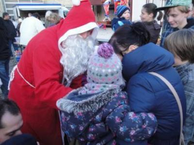 Foto zur Meldung: Weihnachtsmarkt im OT Gatersleben
