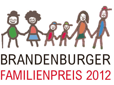 Foto zur Meldung: Brandenburger Familienpreis  2012