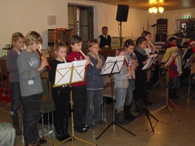 Foto zur Meldung: Weihnachtsfeier in Egsdorf