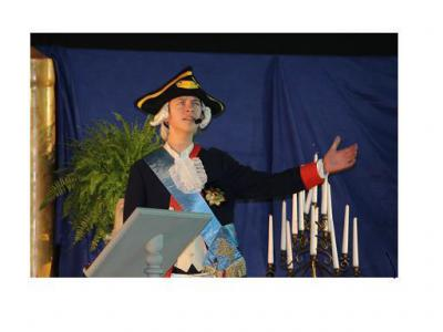 """Foto zur Meldung: Theateraufführung """"Friedrich und die Kartoffel"""""""