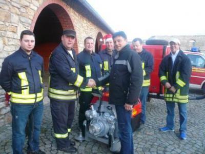 Foto zu Meldung: Weihnachtsüberraschung im OT Schadeleben
