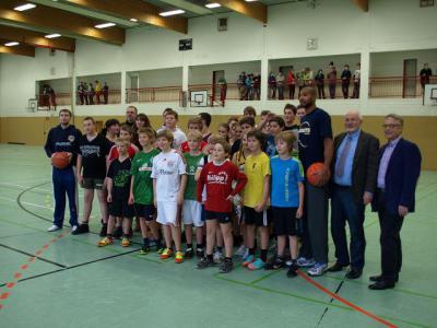 Foto zur Meldung: Baskets@OBSJade