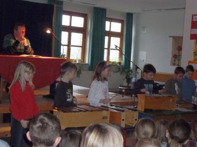 Foto zur Meldung: Adventswochen in der Grundschule Prackenbach