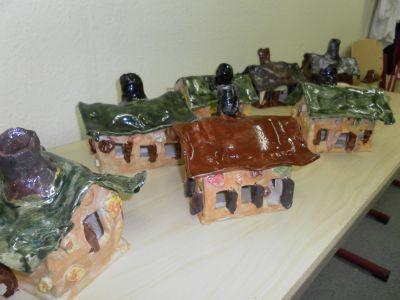 Foto zur Meldung: AG Keramik