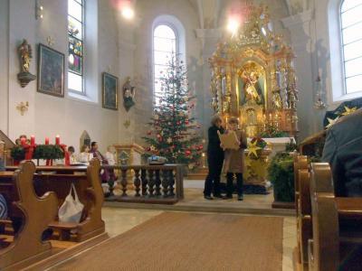 Foto zur Meldung: Sternstunden im Leben – Maria besucht Elisabeth