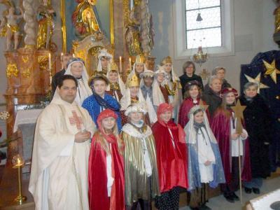 Foto zur Meldung: Hl. Dreikönig – Gottesdienste in Prackenbach und Krailing