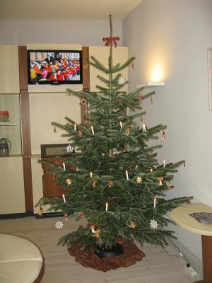 Foto zur Meldung: Weihnachtsgruß aus dem Herbst'schen Haus