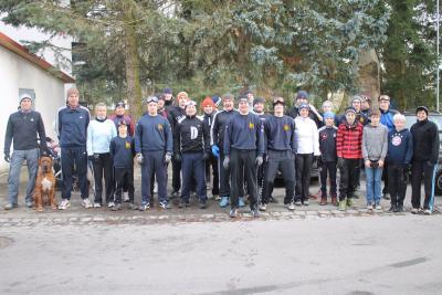 Foto zu Meldung: Siebter Silvesterlauf des MCC war wieder ein voller Erfolg