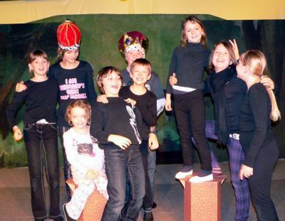 Vorschaubild zur Meldung: Jahresvorspiel der Schauspielschüler: 26.01.13 ab 15 Uhr im Bergmannssaal des Kaliwerks Zielitz