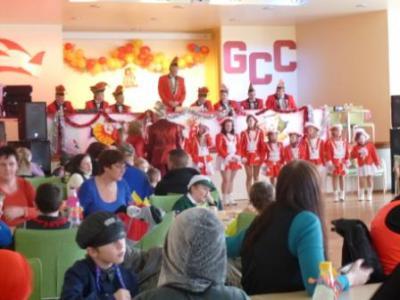 Foto zu Meldung: Kinderkarneval im OT Gatersleben
