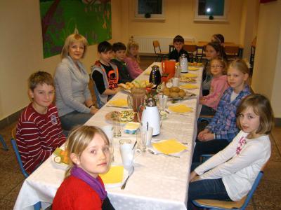Foto zur Meldung: Einladung zum Schulleiterfrühstück