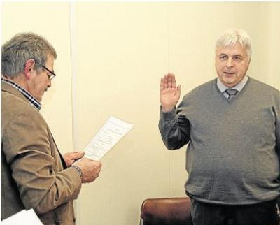 Foto zur Meldung: Ortsgemeinde: Ehrenfried Bastian einstimmig gewählt