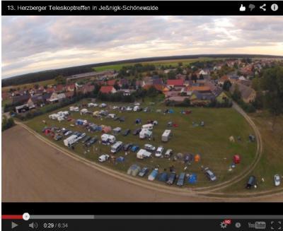 Foto zu Meldung: Sehr, sehr anschauenswertes Video vom 13. HTT in 2012 in Jeßnigk