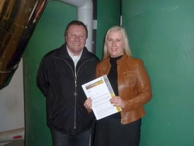 Foto zu Meldung: Energie-Coaching in Prackenbach und Kollnburg gestartet