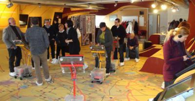 Foto zur Meldung: Auftakt zur Spezialisierung in der Gästeführer-Ausbildung