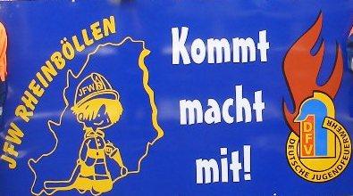 Foto zu Meldung: JFW Rheinböllen - Kommt macht mit!