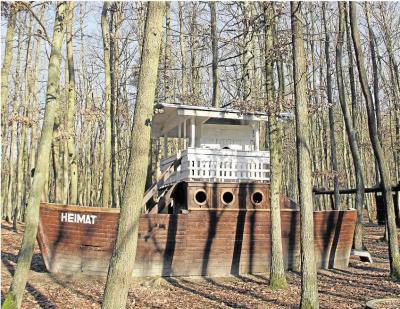 Foto zur Meldung: Heimatverein: Zukunft des Märchenwalds ist gesichert