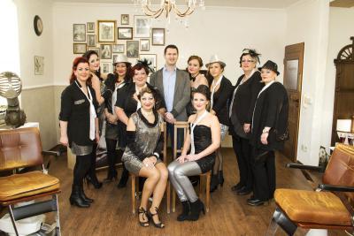 Foto zur Meldung: Neueröffnung Salon Struwelpeter