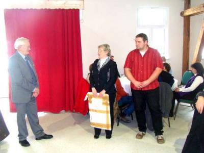"""Foto zur Meldung: Eröffnung der """"Eventscheune"""" in Wernershausen"""
