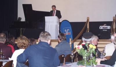 Foto zur Meldung: Jahresauftaktveranstaltung anlässlich 20-jährigem Vereinsjubiläum