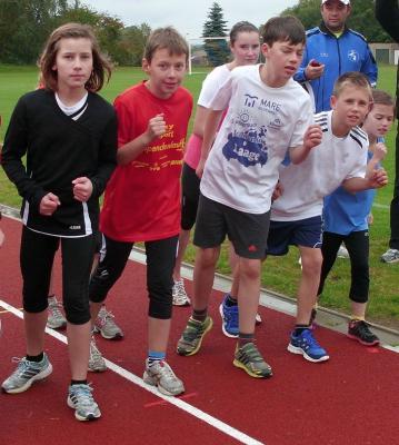Foto zu Meldung: Sportfest für Kinder in Laage