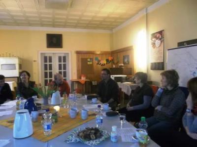 Foto zu Meldung: Gottesdienst  als  Quelle von Trost, neuer Zuversicht und Segen für jeden Ort
