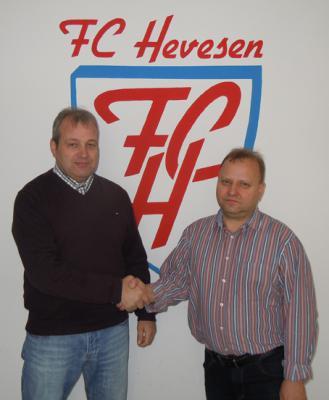 Foto zur Meldung: Neuer A-Junioren-Trainer ab Juli 2013