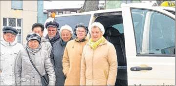 Foto zu Meldung: Pfarrer dankt für das Kirchen-Taxi und viele Spenden / Kirchengemeinde St. Jakobi Ebingerode sammelte 7300 Euro für die Sanierung des Gotteshauses