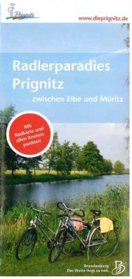 Foto zu Meldung: Radlerparadies Prignitz - Neuer Flyer mit Knotenpunktwegweisung