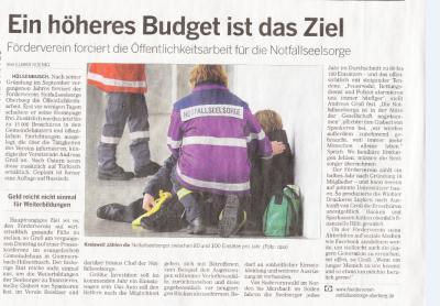 Vorschaubild zur Meldung: Artikel in der OVZ vom 23.03.2013