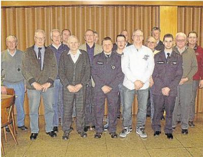 Foto zur Meldung: Freiwillige Feuerwehr: Feuerwehr in Burgschwalbach ist gut aufgestellt