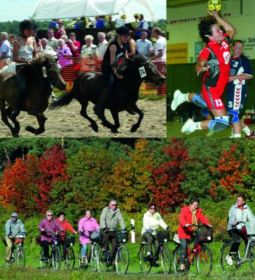 Foto zur Meldung: Sportentwicklungsstudie in Auftrag gegeben