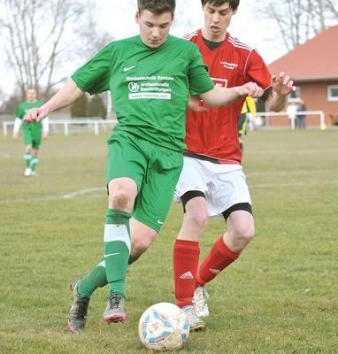 Foto zur Meldung: FCH schlägt SC Auetal im ersten Punktspiel des Jahres