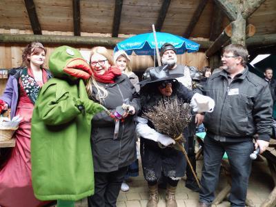 Foto zu Meldung: Kyritz Zielort  für das Anradeln 2014