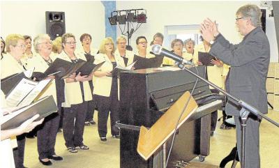 Foto zur Meldung: Frauenchor: Chöre stimmen auf den Frühling ein
