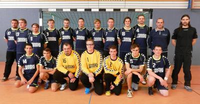 Foto zur Meldung: SV Haineck Nazza ist Staffelsieger der VK West!