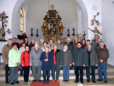 Foto zur Meldung: Die Senioren im Straubinger Land