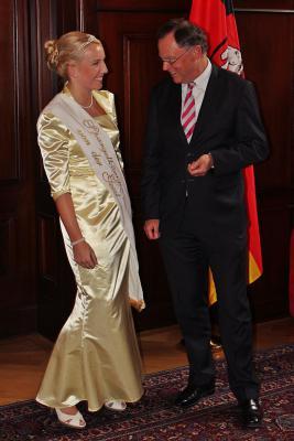 Foto zur Meldung: Königinnentreffen in Hannover
