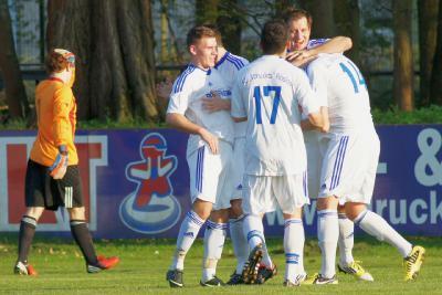 Foto zu Meldung: Landesliga: FSV Bayreuth - FC Vorwärts 1:4 (1:3)