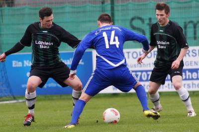 Foto zu Meldung: Landesliga: FC Vorwärts - SV Friesen 1:4 (1:0)