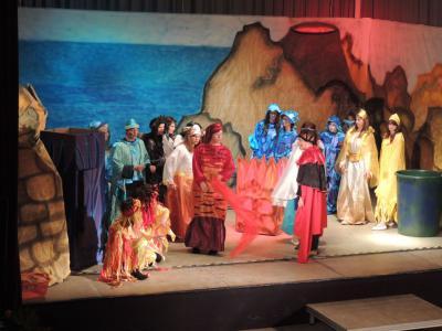 Foto zur Meldung: 25 Jahre Theater mit Musik