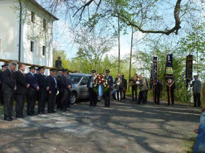 Foto zu Meldung: Frieden und Freiheit soll in Deutschland verankert bleiben